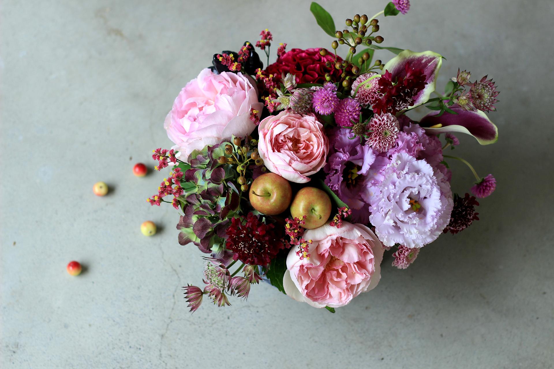in the field -Flower-