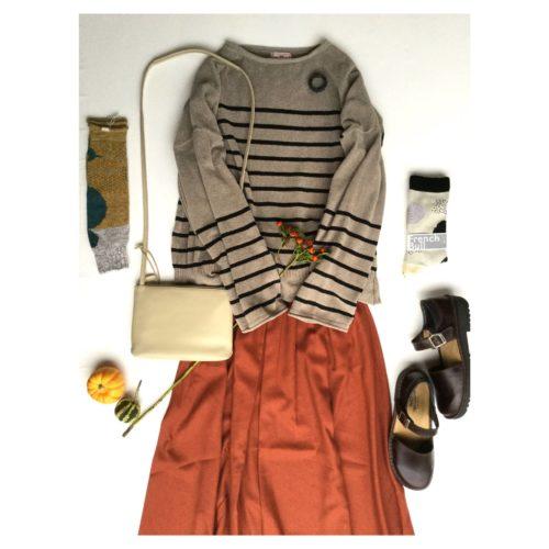 *秋のフレアスカートが入荷しました